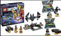 LEGO Dimensions - Batman The Movie, Knight Rider e tanto altro