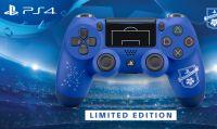 Sony presenta un DualShock 4 a tema calcistico