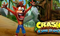 Crash Bandicoot N. Sane Trilogy - Sony presenta il merchandise ufficiale