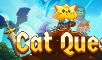 Cat Quest finalmente disponibile per PS4 e Nintendo Switch