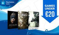 Valanga di sconti sul PlayStation Store