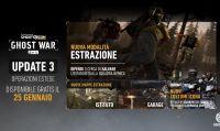 Ubisoft annuncia Operazioni Estese, il terzo più grande aggiornamento gratuito di Ghost Recon Wildlands