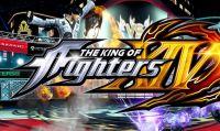 Ecco il trailer di lancio per The King of Fighters XIV su Steam