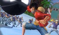 One Piece: Pirate Warriors 2 - video di apertura energico