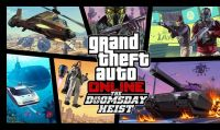 GTA Online: Il Colpo Dell'Apocalisse ora disponibile
