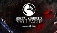 Mortal Kombat X esports: nuovi eventi competitivi in aprile