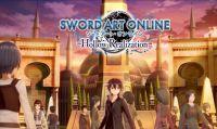 Sword Art Online: Hollow Realization è ora pre-ordinabile