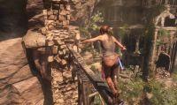 Rise of the Tomb Raider si fa bello su Xbox One X
