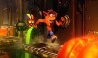 Crash Bandicoot N. Sane Trilogy - Disponibile un nuovo video comparativo