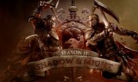 For Honor - Trailer e dettagli per ''Season 2: Shadow & Might''