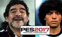 Continua la diatriba tra Maradona e Konami
