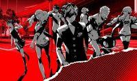 L'anime di Persona 5 andrà in onda in Giappone dal 7 aprile