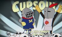 Cuphead incontra Dark Souls - Ecco Cupsouls