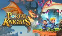 Il coloratissimo mondo di Portal Knights sta per arrivare su Nintendo Switch!