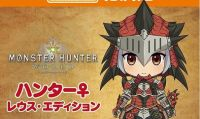 Presentato un Nendoroid di Monster Hunter: World