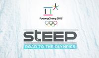 Parte domani l'open-beta di Steep Road to the Olympics