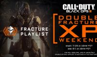CoD: Black Ops 3 - Weekend di Double XP per Fracture
