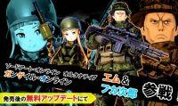 Sword Art Online: Fatal Bullet aggiunge nuovi personaggi giocabili