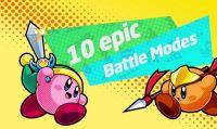 Nintendo presenta Kirby: Battle Royale
