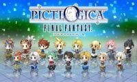 Pictlogica Final Fantasy ≒ approda a luglio su 3DS