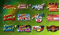 Street Fighter 30th Anniversary Collection disponibile da maggio