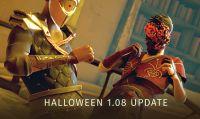 Absolver - Halloween porterà un nuovo evento, nuovo equipaggiamento e 9 maschere