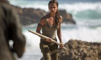 Lara Croft torna al cinema - Ecco le prime foto dal set