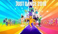 E3 Ubisoft - Annunciato ufficialmente Just Dance 2018