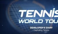 Bigben e Breakpoint mostrano il motion-cap di Tennis World Tour