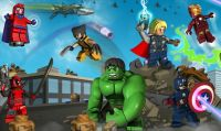 LEGO Marvel Super Heroes - arrivano i personaggi giganti