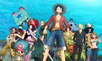 One Piece Pirate Warriors 3 - I contenuti della pre order europea