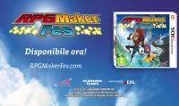 RPG Maker Fes è disponibile per Nintendo 3DS - Ecco il trailer di lancio