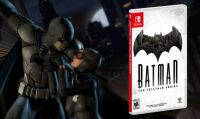 Batman: The Telltale Series - Ecco la box-art e un nuovo trailer per l'edizione Switch