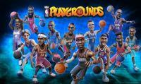 Rivelato il roster completo di NBA Playgrounds