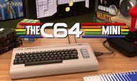 The C64 Mini - Un filmato mostra i processi di produzione