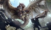 Monster Hunter: World - Nuovo video gameplay sulla Rotten Vale