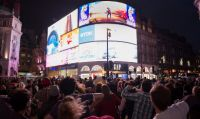 Just Dance Now a Piccadilly Circus