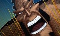 Nuove immagini per One Piece: Burning Blood