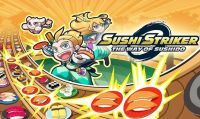 Pronti a fare scorpacciate di sushi in Sushi Striker: The Way of Sushido?