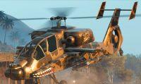 GTA Online - Elicottero d'Assalto Hunter e 16 nuove gare multiveicolo ora disponibili