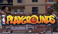 Nuovi dettagli e trailer gameplay per NBA Playgrounds