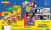 Sonic Mania Plus sarà lanciato nel corso dell'estate