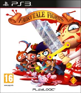 Copertina del gioco Fairytale Fights per Playstation 3
