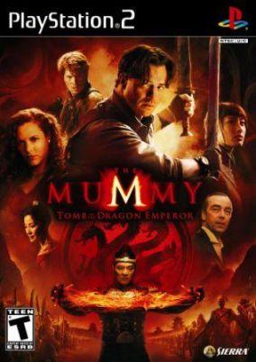 Copertina del gioco La Mummia: La Tomba dell'Imperatore per Playstation 2