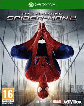 Immagine della copertina del gioco The Amazing Spider-Man 2 per Xbox One