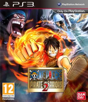 Copertina del gioco One Piece: Pirate Warriors 2 per Playstation 3