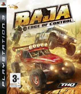 Copertina del gioco Baja: Edge of Control per Playstation 3