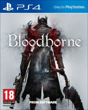 Immagine della copertina del gioco Bloodborne per Playstation 4