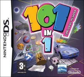 Copertina del gioco 101 In 1 Explosive Megamix per Nintendo DS