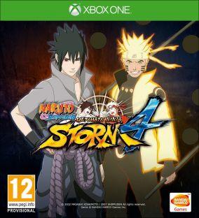 Immagine della copertina del gioco Naruto Shippuden: Ultimate Ninja Storm 4 per Xbox One